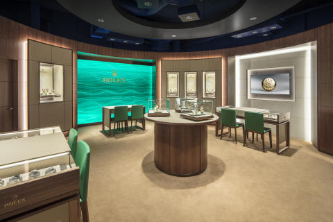 NYMANS UR 1851 INAUGURATES NEW ROLEX SHOP-IN-SHOP AT BIBLIOTEKSGATAN 1