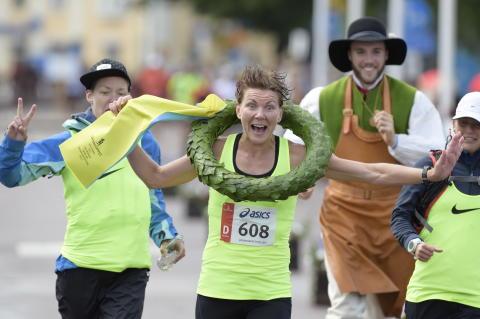 """Veterantjejerna"""" från Örebro blev första historiska segrare i det nya loppet Vasakvartetten 2017"""