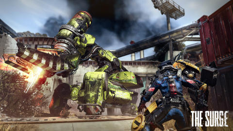Mini-bosses of visceral action-RPG The Surge revealed in new screenshots