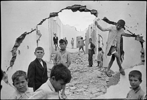Henri Cartier-Bresson på Fotografiska