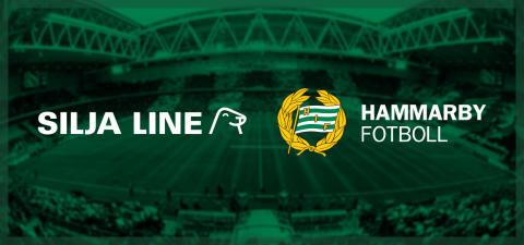 Silja Line tilldelas årets partneraktivering av Hammarby Fotboll