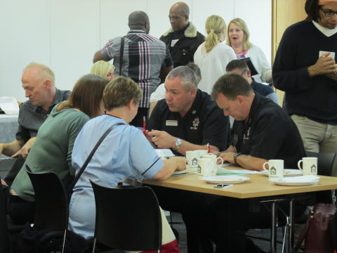 Community Networking Breakfast is on the Menu for Success