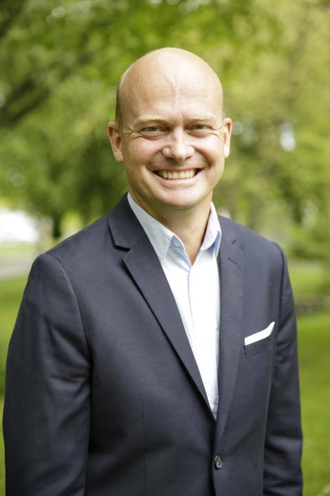 Staffan Erlandsson, kommundirektör
