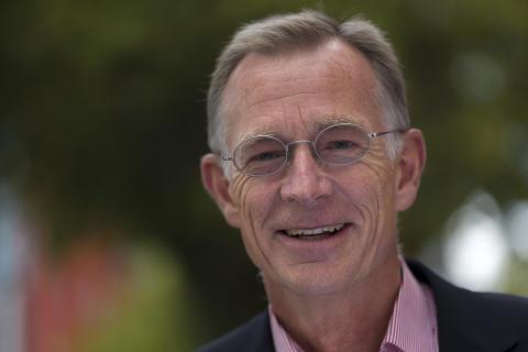 Johan Ekman, chef Kommunikation, Älvstranden Utveckling