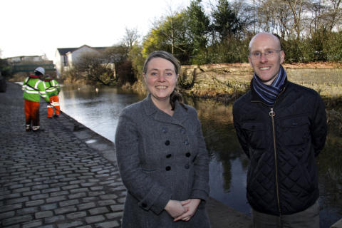 Winter canal improvements get 'green' light