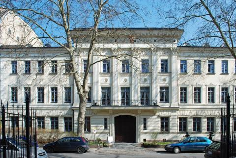 Schumann-Haus Leipzig - Außenansicht - Foto Andreas Schmidt