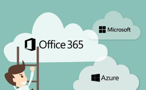 Upp i det blå med Office 365 och molntjänster