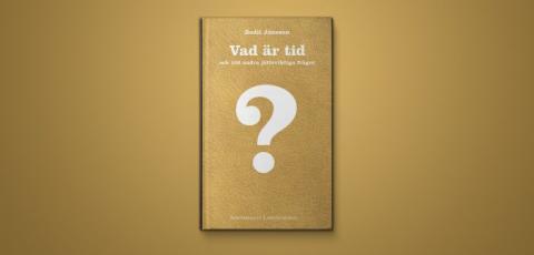 Ny bok! Bodil Jönsson har ett kort och ett långt svar på 101 tankar om tid.