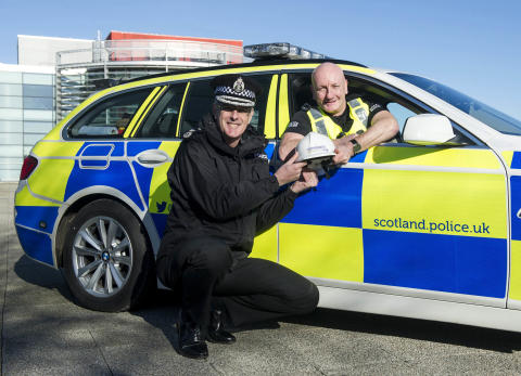 BT and Police Scotland unite in hunt for more special constables