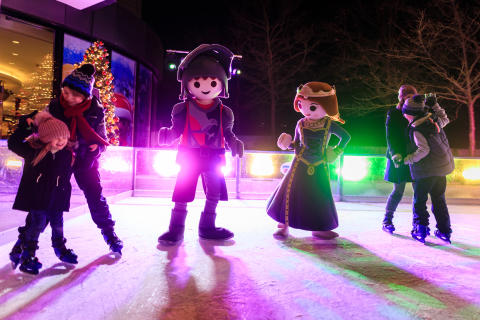 Winterzauber im PLAYMOBIL-FunPark