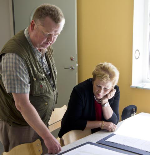 Lars Håkansson och Margareta Pålsson