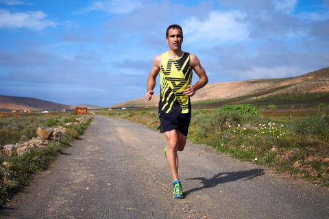 Triathlon - Olympic runner and European Ironman Champion Eneko Llanos joins Salming!