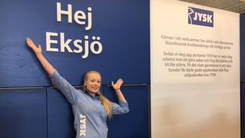 JYSK öppnar butik i Eksjö