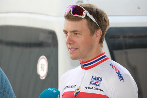 Edvald Boasson Hagen under sykkel-VM 2016