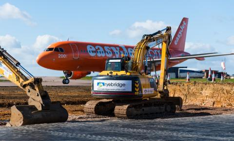 London Luton Airport helps local suppliers share in success