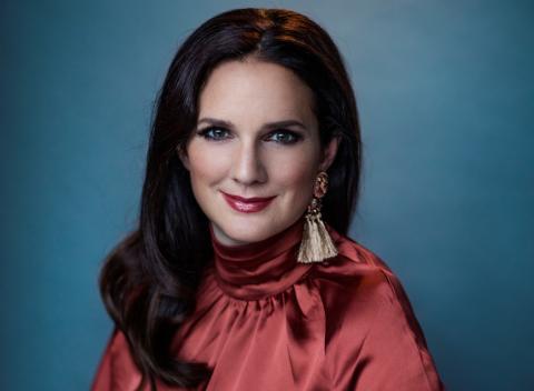 Sofie Sarenbrant är årets svenska deckarförfattare
