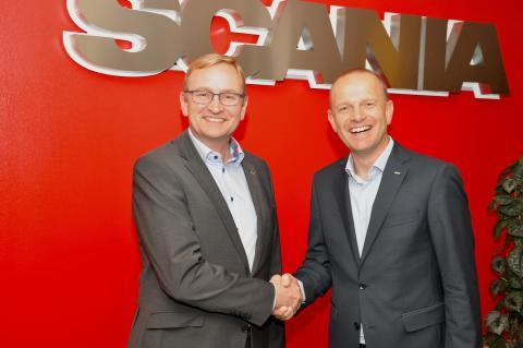 Scania og Stiholt fortsætter samarbejdet