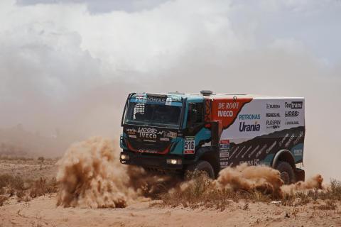 Dakar 2017: Team PETRONAS De Rooy IVECO tager til Sydamerika for at forsvare sin historiske sejr fra 2016