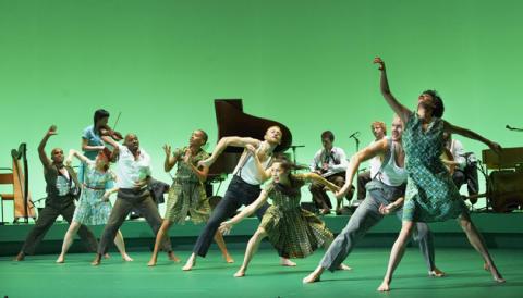Kommande föreställningar på Dansens Hus
