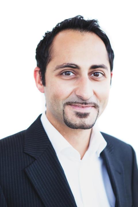 Poja Shams, lektor i företagsekonomi vid CTF