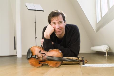 Philipe Graffin, ledare och solist
