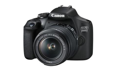Storytelling på ett enkelt sätt med Canons nya kameror EOS 2000D och EOS 4000D