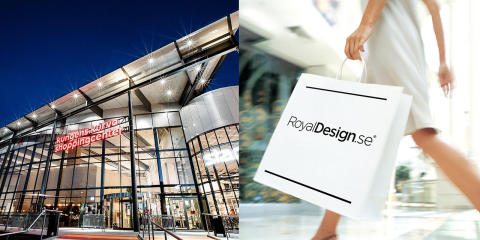 RoyalDesign.se öppnar ny flaggskeppsbutik i Stockholm