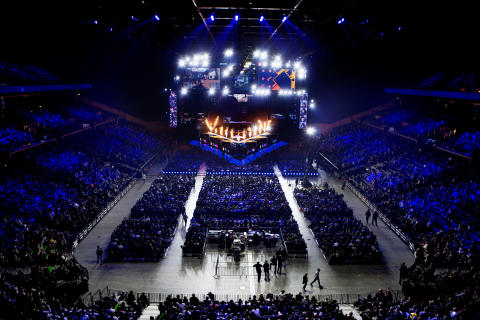 The world's most exciting esports tournament is coming to Madrid, Spain