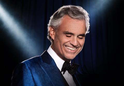 Stjärntenoren Andrea Bocelli ger exklusiv konsert i Scandinavium 2019