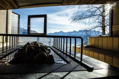R30-Sauna: Die Wellnessinnovation mit Lokalbezug im Vinschgau