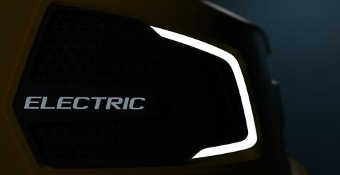 Volvo Construction Equipment satsar på eldrivna kompaktmaskiner