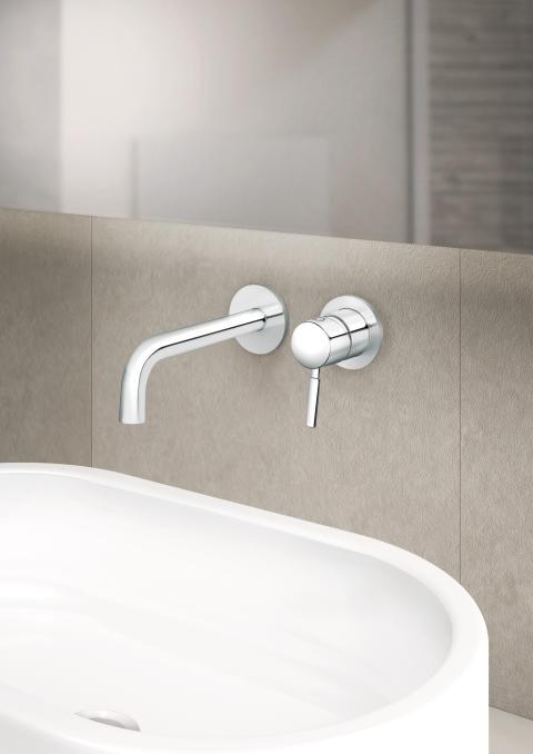 Damixa stellt das neue Unterputzsystem für das Bad vor