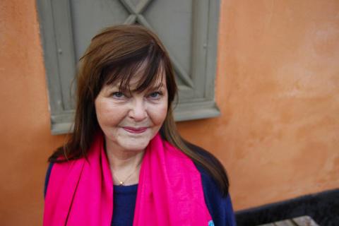 Ny roman av Eva Swedenmark i april – Se upp med vad du önskar