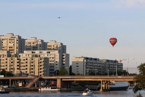 Cramo avasi uuden toimipisteen Helsingin Sompasaareen