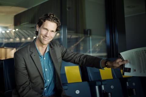 Niklas Nestlander ny Sponsorchef på Åbro Bryggeri.