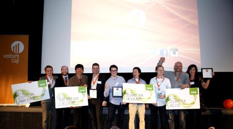 Venture Cup Syd final Ht 2013 Alla vinnare