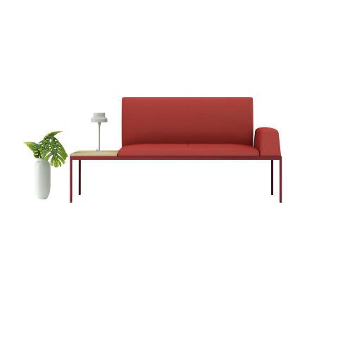 EFG Create Seating red