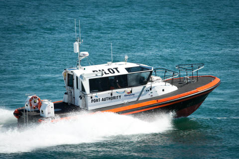 Stena Line ports invest in new pilot boat at Holyhead