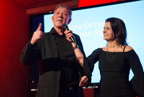 Årets  Offentliga Chef 2017 - Carl-Martin Lanér, Kommunchef, Karlskrona kommun