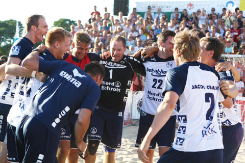 Weblink Elitklass – Åhus Beachhandboll Festival – Flensburg