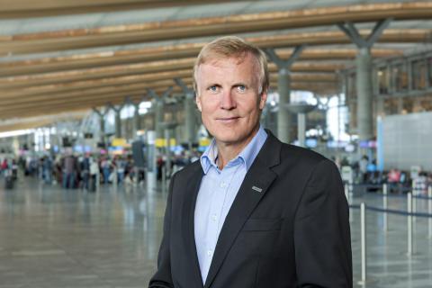 Konsernsjef Dag Falk-Petersen