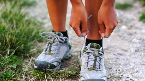 Fjerne vond lukt sko
