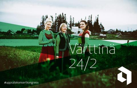 Värttinä - på Sverigefinländarnas dag