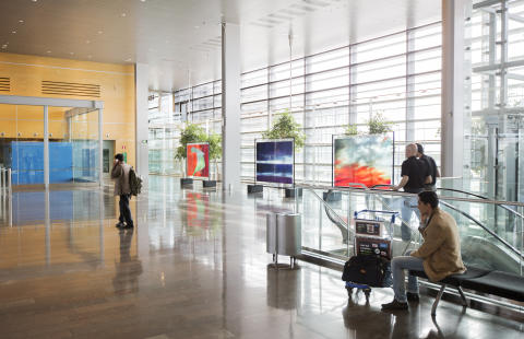 Stockholm Arlanda Airport, nya delen av terminal 5