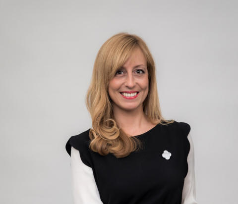 Marie-Sophie Ecuer appointed  Corporate Communications Director of Eutelsat