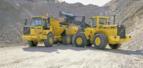 """Swecon lanserar """"Classic Rebuild"""" - ytterligare ett reparationsalternativ för äldre Volvomaskiner"""