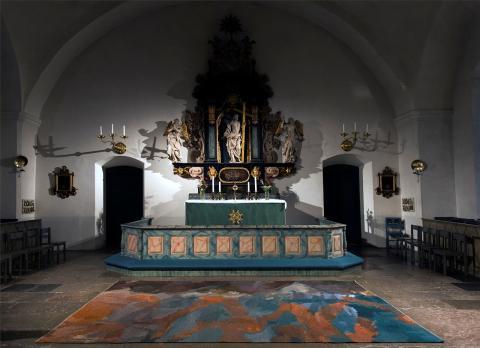Kormatta Rattviks kyrka_FOTO_Par K Olsson