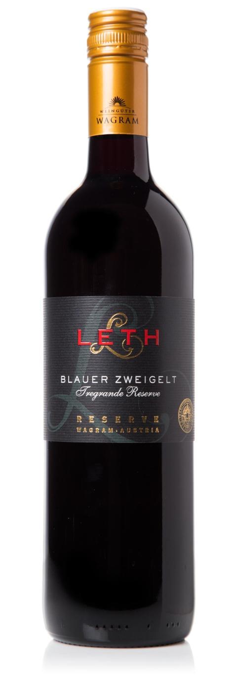 Leth Blauer Zweigelt Tregrande Reserve (2254)