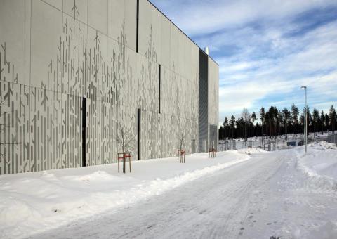 Norges største datasenter