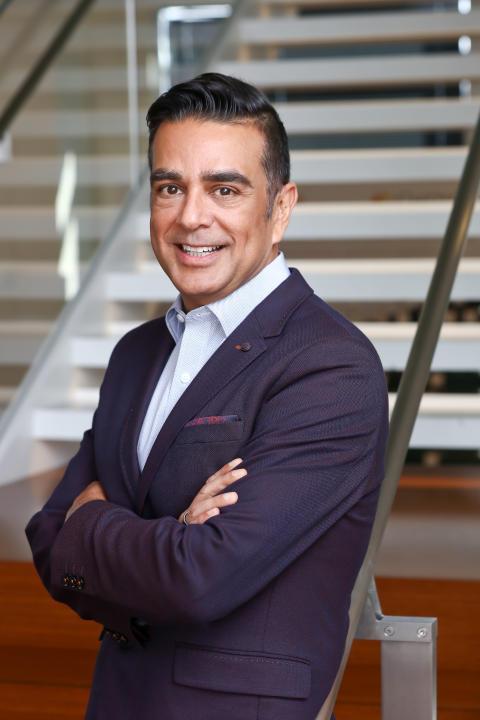 Mark Pearce, Senior Vice President International Division
